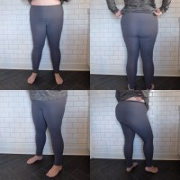 Found: The Best Leggings Pattern(s) for Plus Size Women