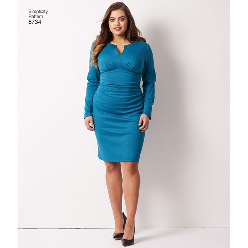simplicity-amazing-fit-knit-dress-pattern-8734-av1