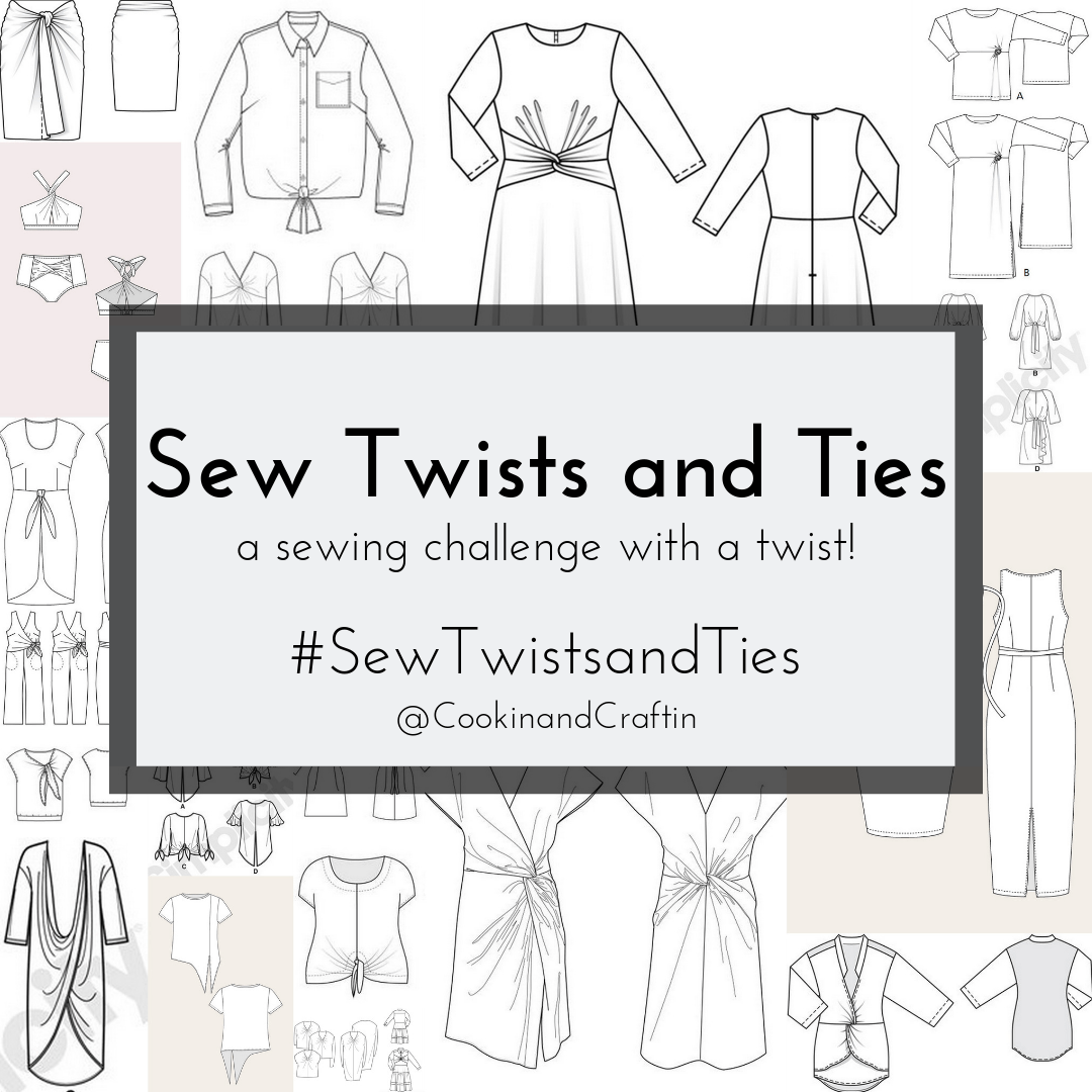 Early 2019 Sewing Challenges