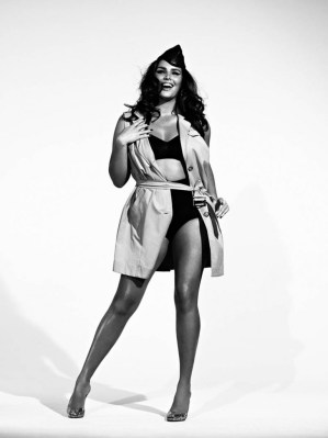 #6 Candice Huffine