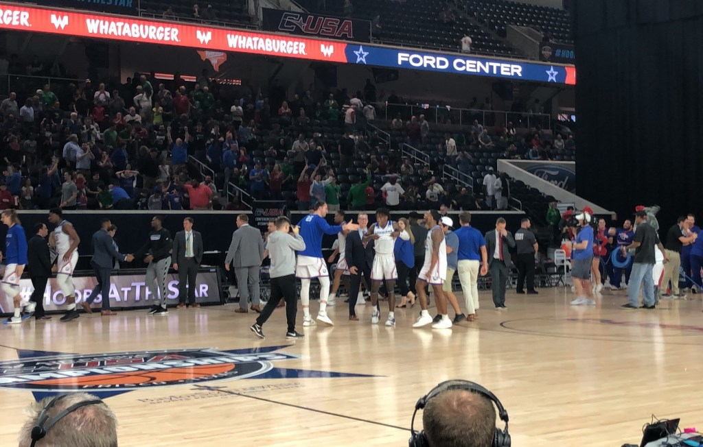 2019 CUSA Tournament LT wins