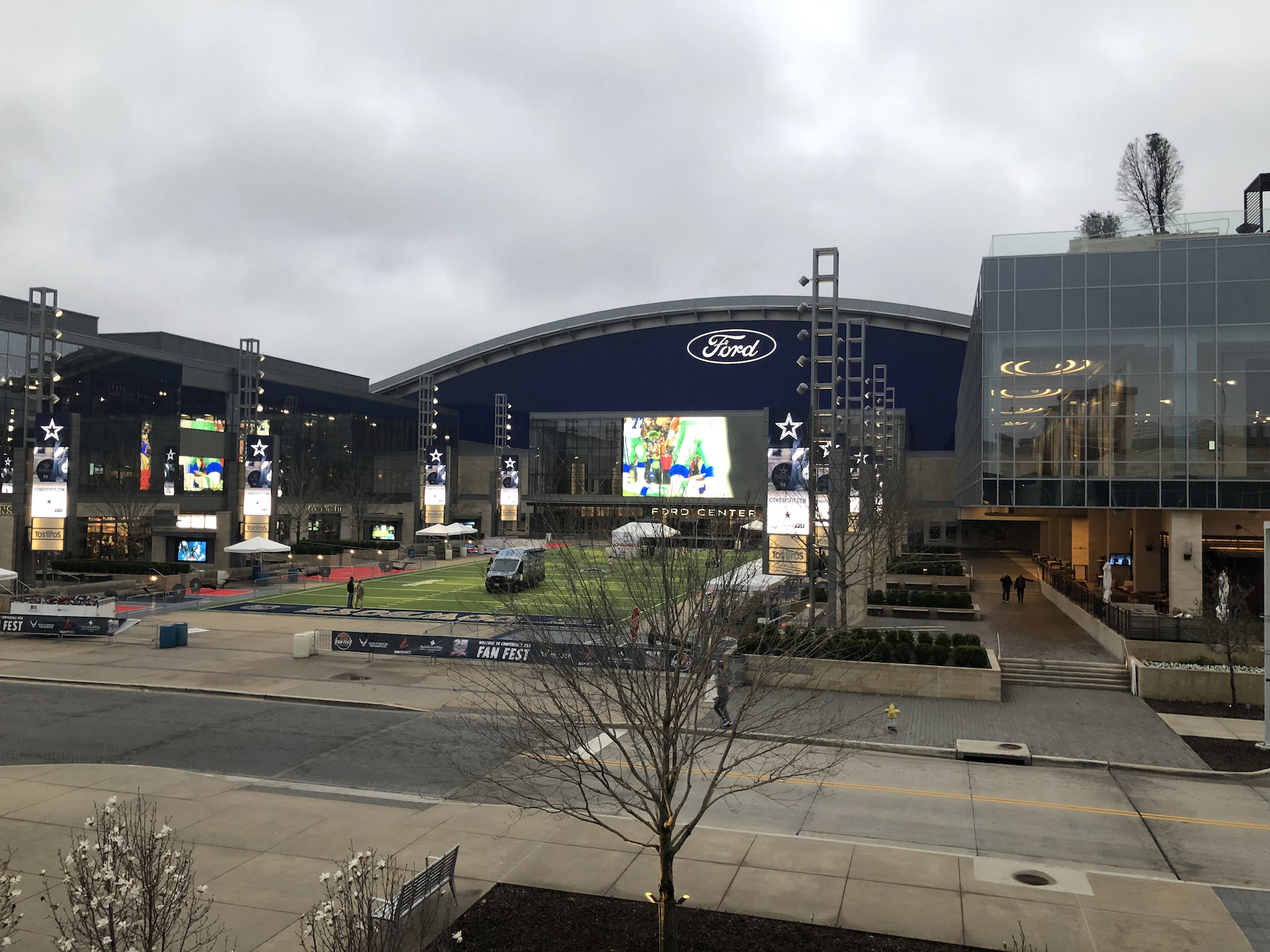 Ford Center at the Star