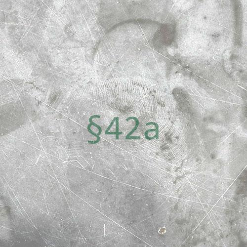 §42 konform