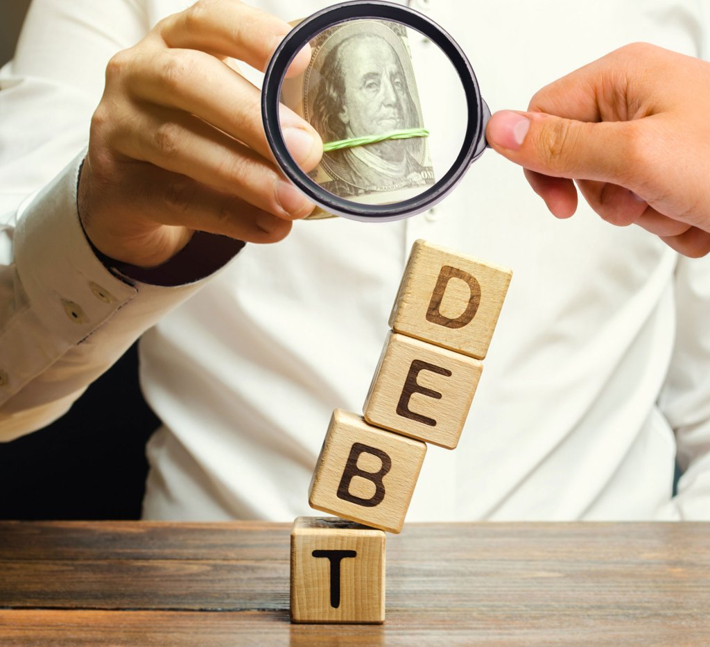 Bankruptcy debt magnifier