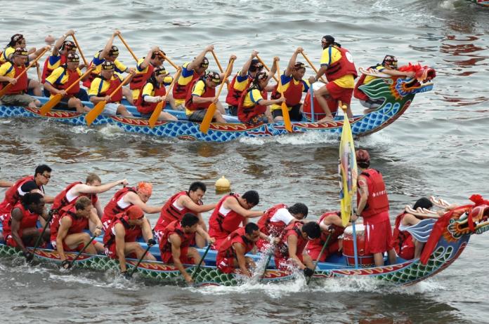 Culture and Festivals in Taipei, Taiwan, dragon festival