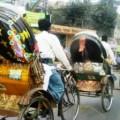 Getting Around Bangladesh by Auto-Rickshaw
