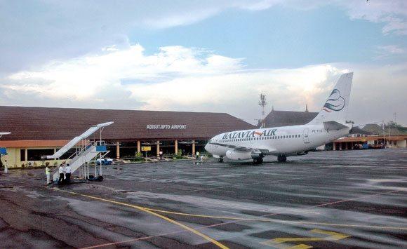 Getting to Jakarta