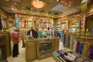 Go Shopping in Brunei