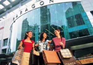 Go Shopping Singapore