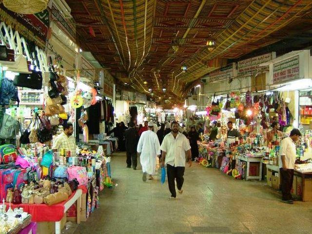 Shopping in Oman