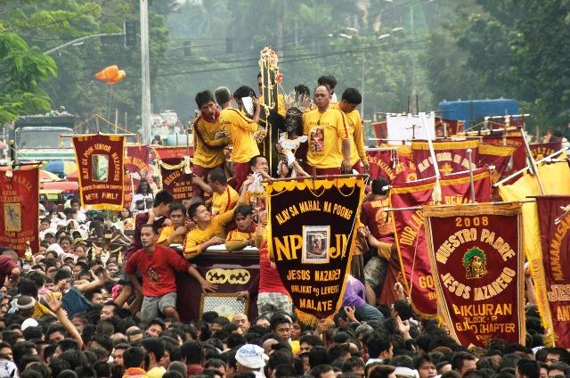 Culture and Festival in Manila