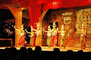 Culture and Festivals in Siem Reap
