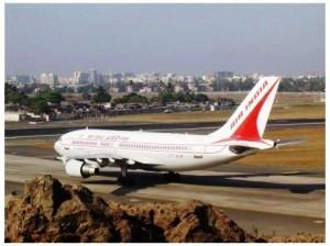 Getting to Mumbai