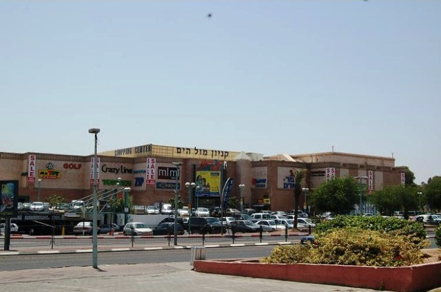 Shopping in Eilat