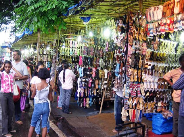 Shopping in Mumbai