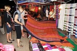 Shopping Luang Prabang