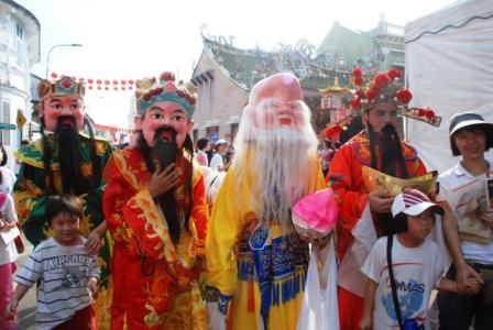 Chinese New Year in Penang