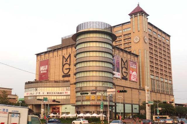 Shopping in Chiayi