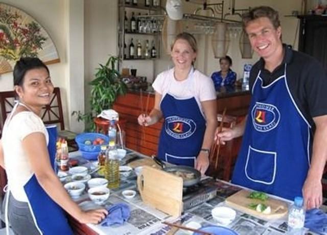 Cooking Classes in Hanoi