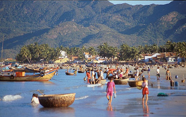 Doc Let Beach in Nha Trang