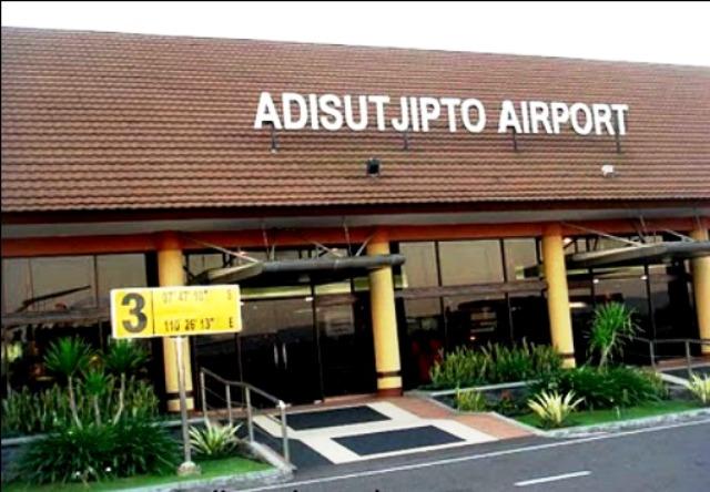 Getting to Yogyakarta