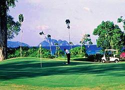 Golf in Langkawi