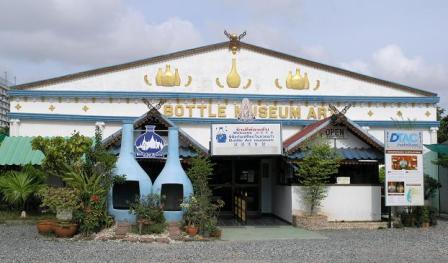 Bottle Art Museum, Pattaya