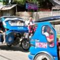 Tricycle in Puerto Princesa