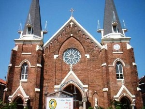 Gereja Kelahiran Santa Perawan Maria Oldest Roman Catholic Church