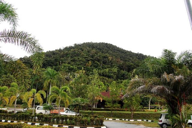 Tortoise Hill in Pangkor Island