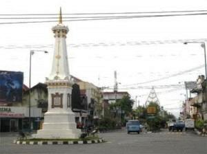 Tugu Monument Yogyakarta