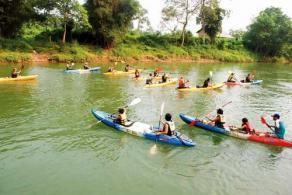 Kayaking and Rafting in Vientiane