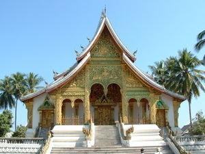 Lao National Museum in Vientiane