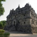 Candi Sari in Yogyakarta