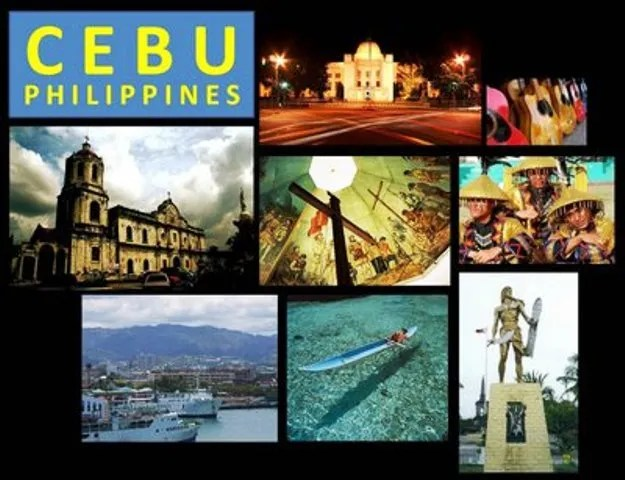 Attractions in Cebu