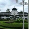 Gedung Sate in Bandung