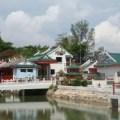 Temple of Da Bo Gong in Batam Island