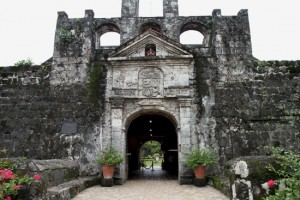 Fort San Pedro in Cebu
