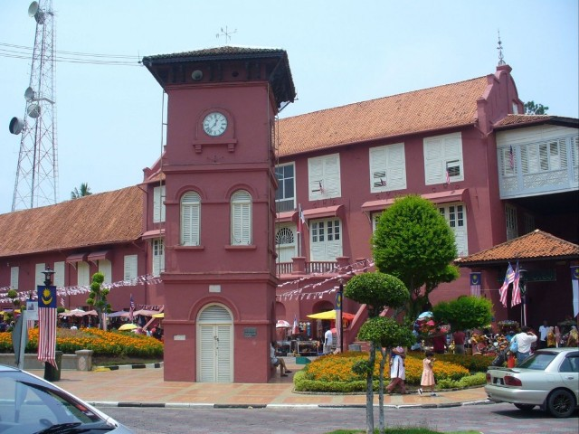 Dutch Square in Malacca