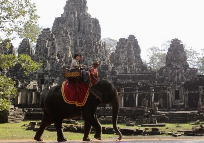 Ecotouring in Siem Reap