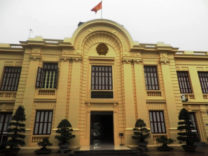 Museum of the Vietnamese Revolution in Hanoi
