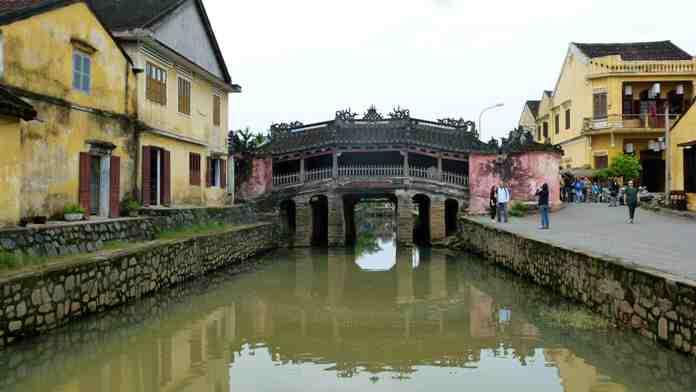 Japanese Bridge in Hoi An