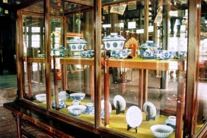 Museum of Trade Ceramics in Hoi An