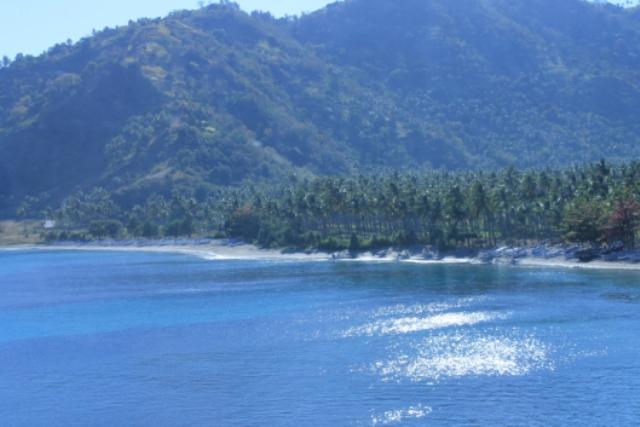Kerangdangan Beach in Lombok