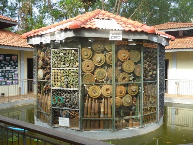 Landmine Museum in Siem Reap