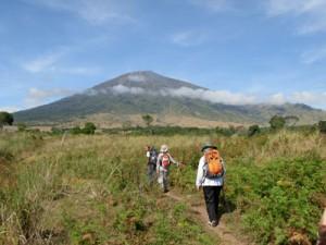 Trekking in Lombok