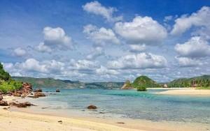 Seger Beach in Lombok