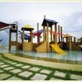 Pantai Cermin Themepark in Medan