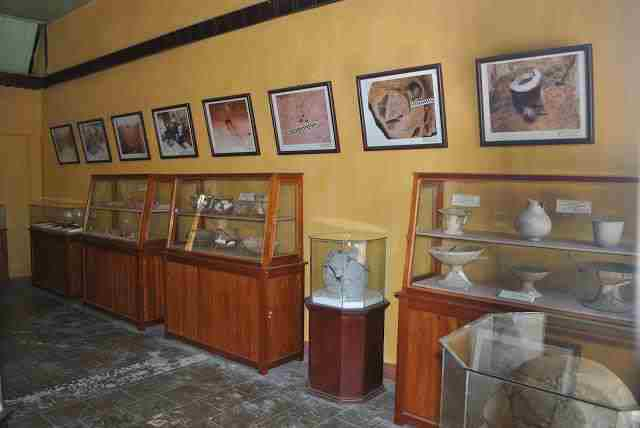 inside, museum, Sa Huynh Culture in Hoi An
