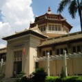 Museum of Vietnamese History in Ho Chi Minh